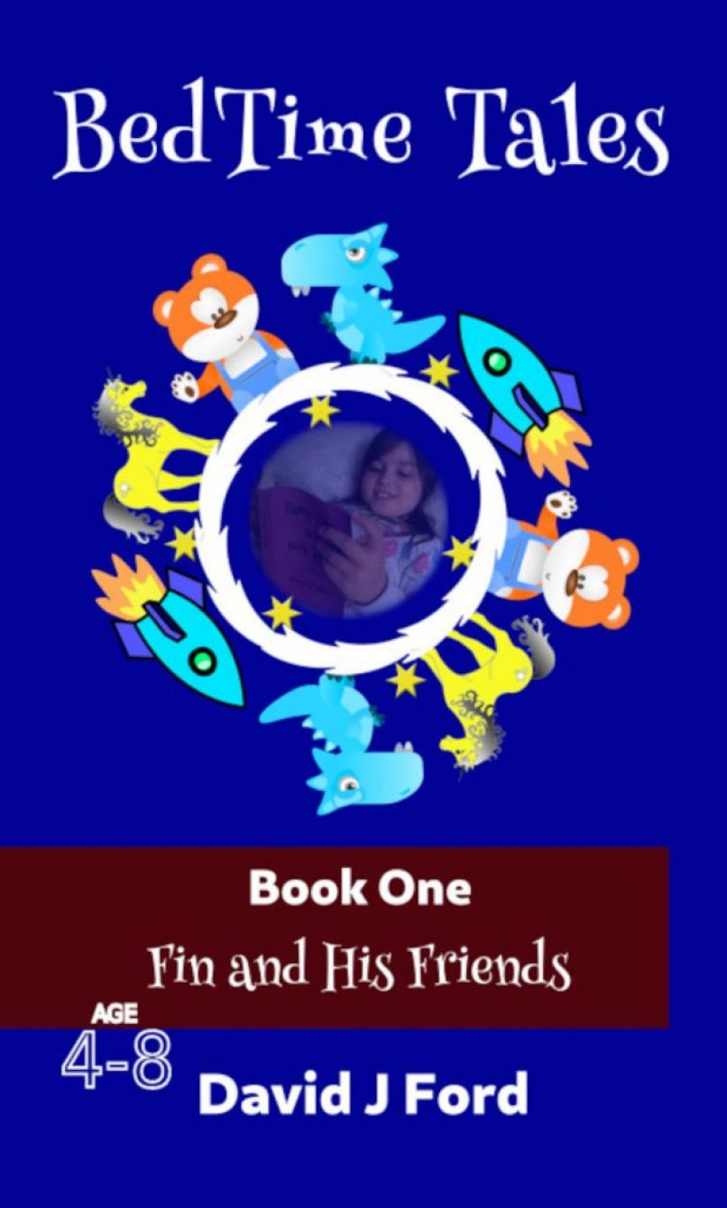 Bedtime Tales Book 1: Fin Lightning saves the Universe – often